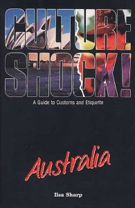 Culture Shock by Isla Sharp (1992 cover)